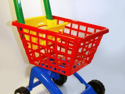 Wózek marketowy