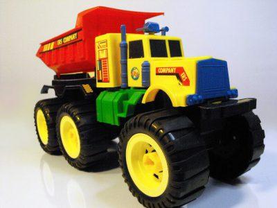 Wywrotka super truck